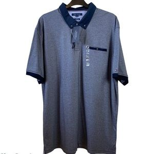 Tommy Hilfiger Polo Short Sleeve Cotton T Shirt
